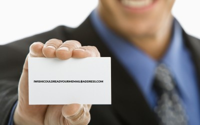 Today's Lie: Your Business Cards Are Great For Getting Business