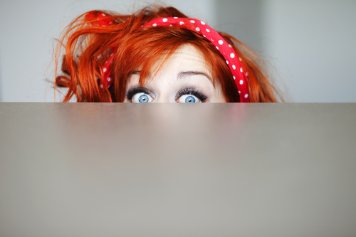 Today's Brilliance: It's Time To Come Out of Hiding