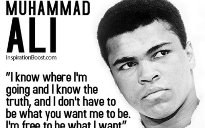 How Muhammad Ali Can Inspire Your Business